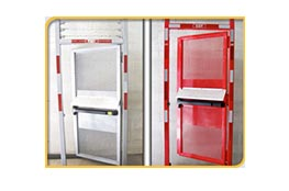 htsg full height security gates